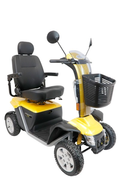 Trendmobil Elektromobil President Plus