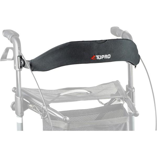 Rückengurt Classic mit Polster für Rollator Topro Olympos / Troja