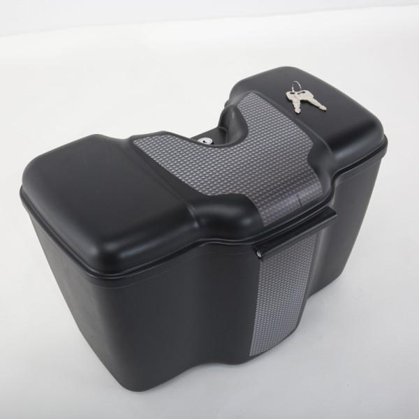Wertsachenbox Anthrazit (abschließbar) für Invacare Elektromobile