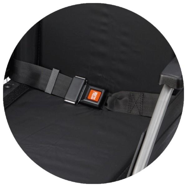 Bischoff & Bischoff Sicherheitsgurt für Rollstühle