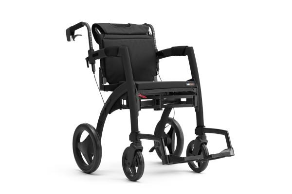Rollz Motion ² faltbarer Rollator und Rollstuhl in einem