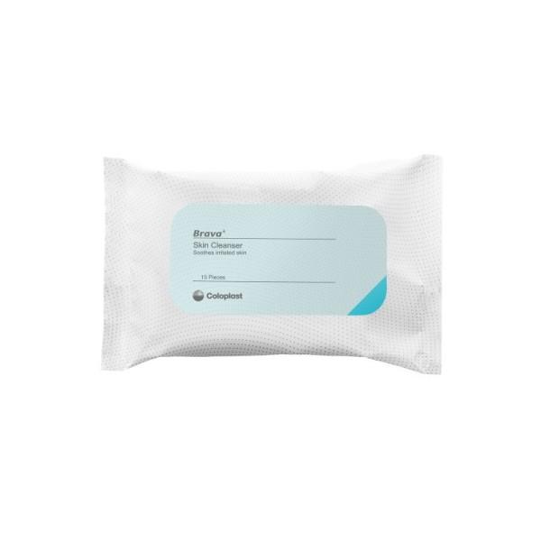 Coloplast Brava® Hautreinigungstücher 3 x 15 Stück