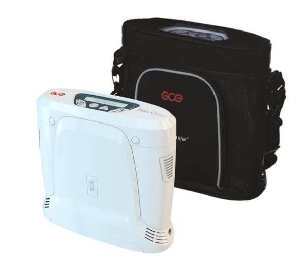 GCE Healthcare mobiler Sauerstoffkonzentrator Zen-o lite