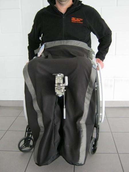 Outdoor-Bag für Handbikes