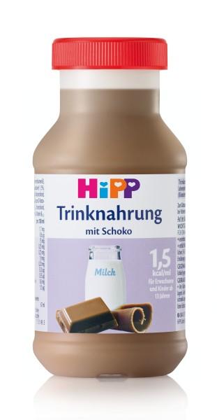 Hipp Trinknahrung Schoko vollbilanziert 6 x 200 ml