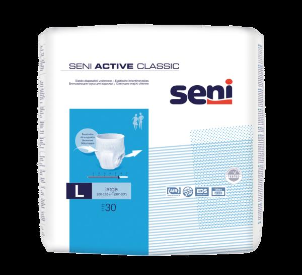 Inkontinenzslips Seni Active Classic Large 30 Stück