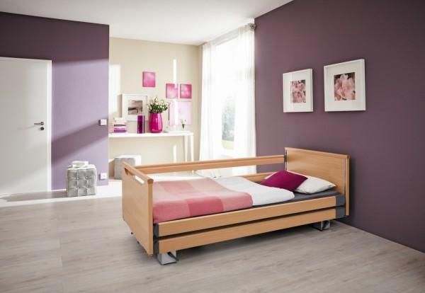 Pflegebett Burmeier Regia Easy-Switch mit DSG