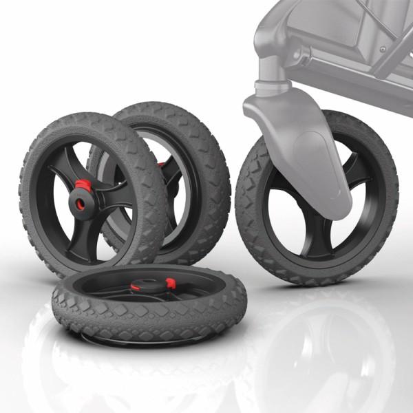 abnehmbare Offroad Räder für Topro Troja 2G Premium