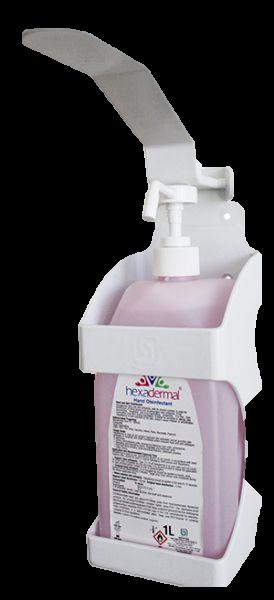 Spenderset für 500 ml Händedesinfektionsmittel