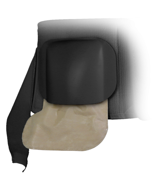 Protector für Stomacare-Bandagen Basko