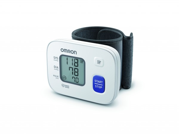 Omron RS2 Handgelenk Blutdruckmessgerät