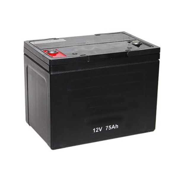 Batterie 12V / 75 Ah für Elektromobil Invacare Comet