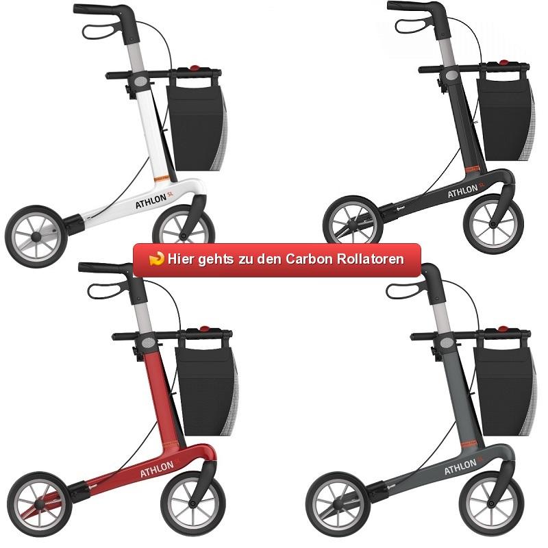 Carbon-Rollator