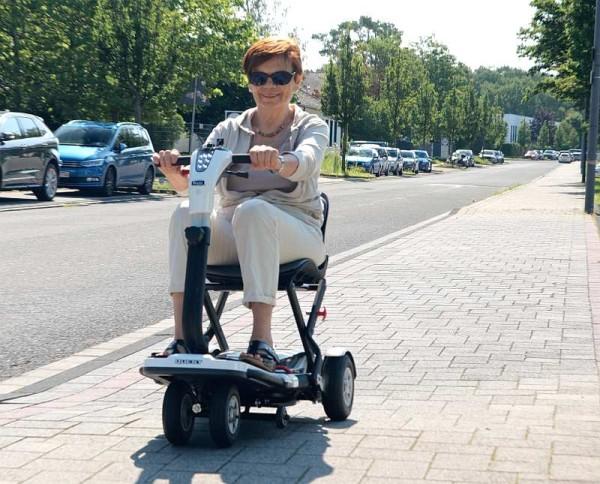 Pride Mobility Elektromobil Quest