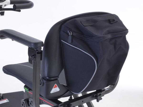 Tasche Invacare zur Montage am Rücken für Elektromobil Scorpius