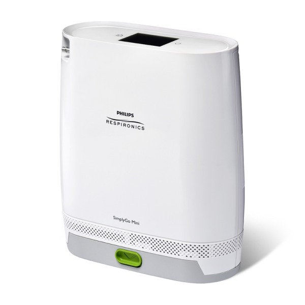 Philips mobiler Sauerstoffkonzentrator SimplyGo Mini