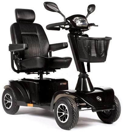 Elektromobil Sunrise Medical Sterling S700