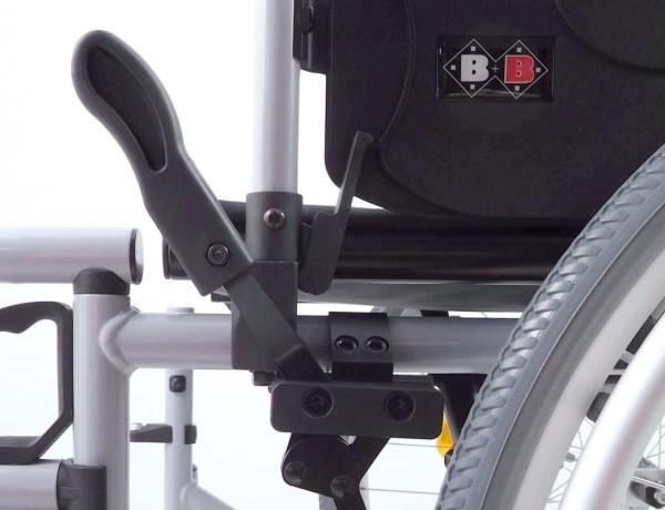 Bischoff & Bischoff Bremshebelverlängerung für Rollstühle