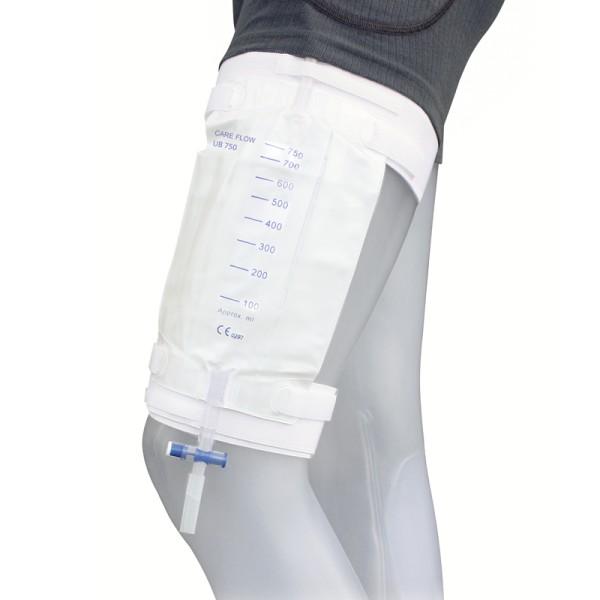 GHC Kletthalteband für Urinbeutel Care Fix universell
