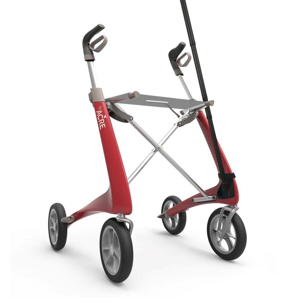 Stockhalter für ACRE Rollator Carbon Ultralight
