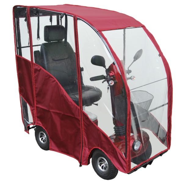 Wetterdach für Trendmobil Elektromobil Spirit