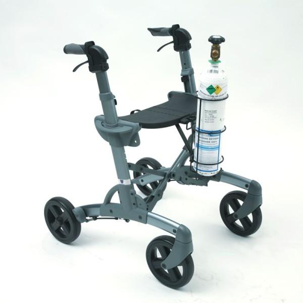 Sauerstoffflaschenhalter für Rollator Volaris S7