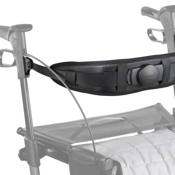 Rückengurt mit Polster für Rollator Topro Troja 2G Premium und Troja Neuro