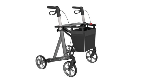 Rollator Rehasense Server HD