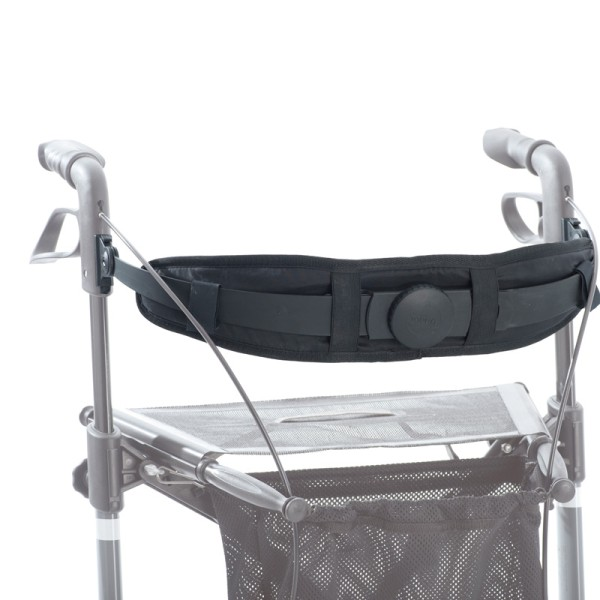Rückengurt mit Polster für Rollator Topro Olympos / Troja