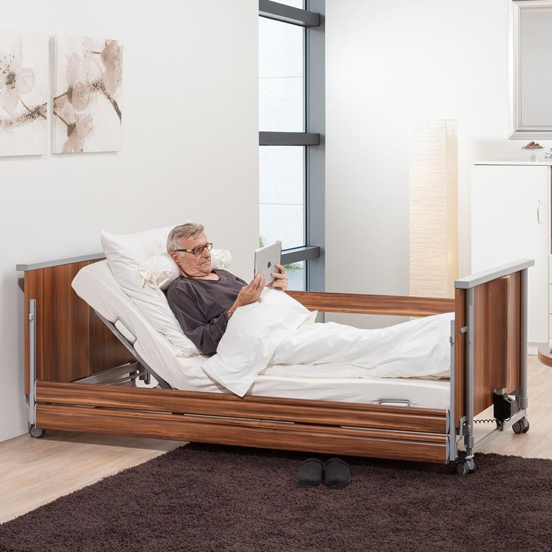 Pflegebett Bock Domiflex niedrig classic