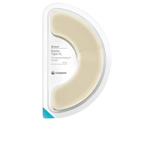 Coloplast Brava® Elastischer Fixierstreifen Bogen XL 20 Stück